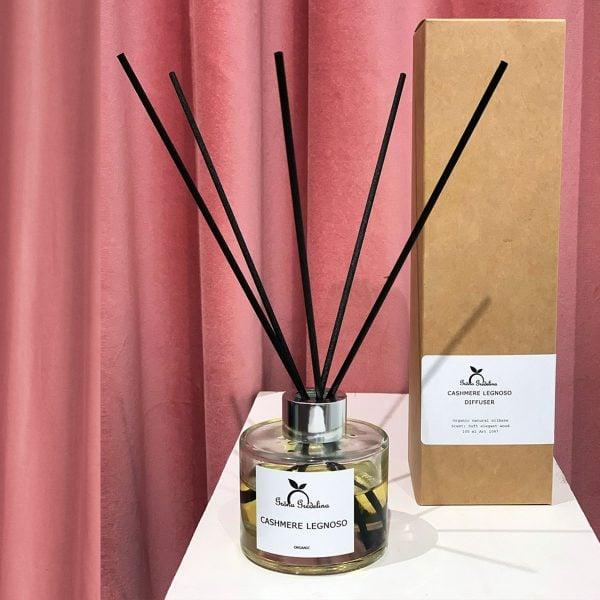 Organic scented diffuser