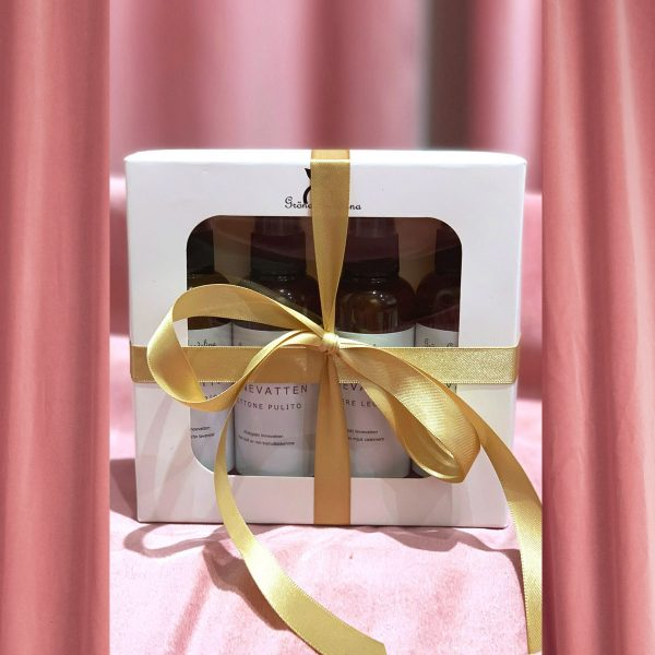 Linen water gift package