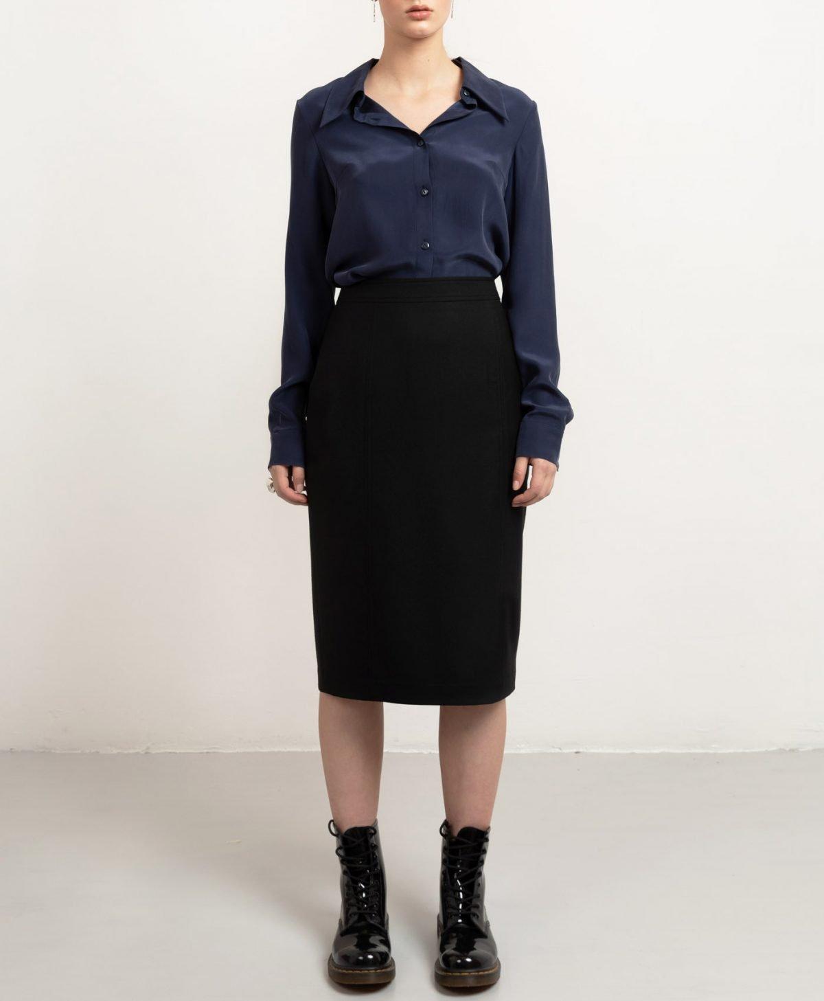 The pencil skirt