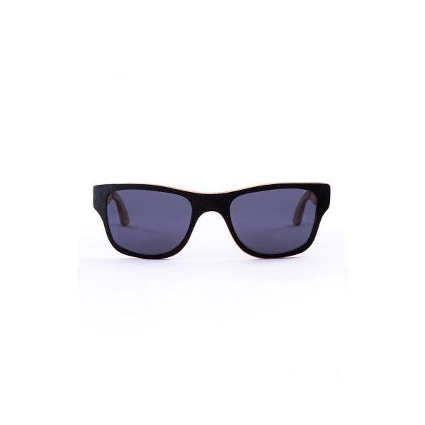 Classic wooden sunglasses