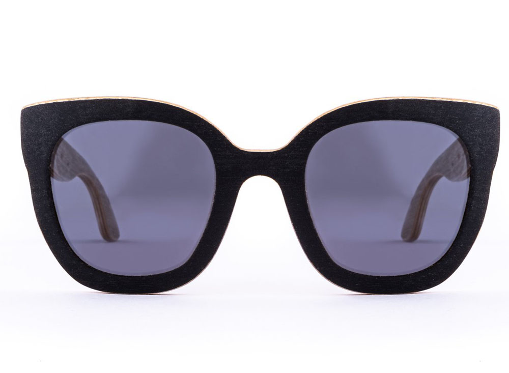 wooden sustainable sunglasses Tembo from SHadeshares