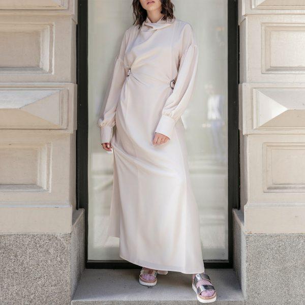 Sunday dress pink