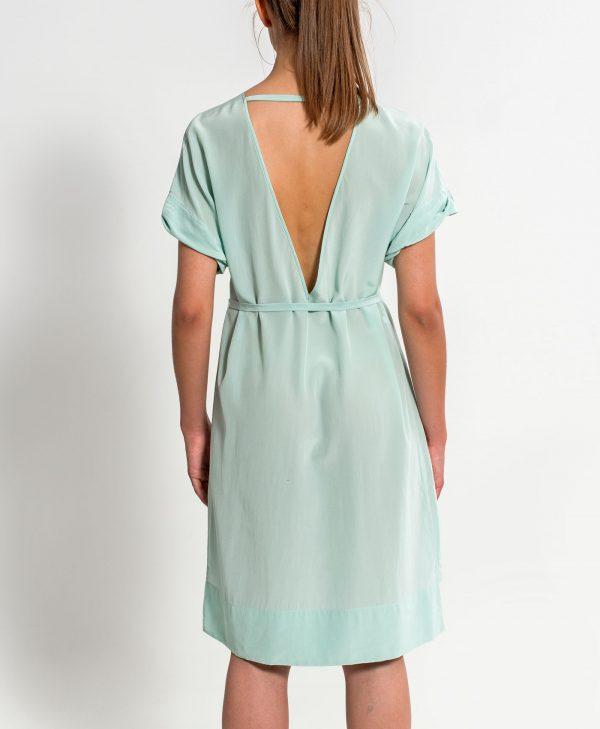 day dress aqua
