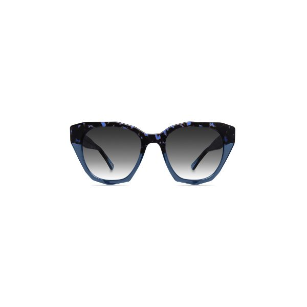 cat-eyed sunglasses