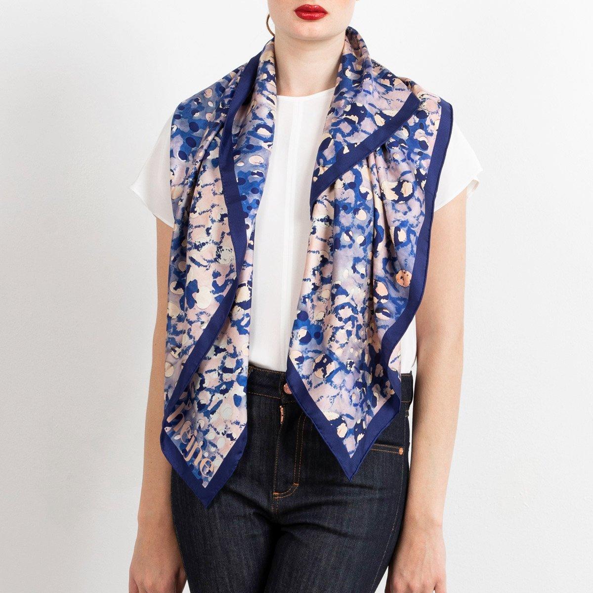 Silk scarf galaxy
